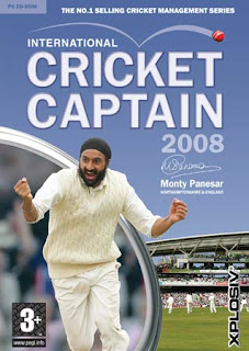 International Cricket Captain 2008 PC Game