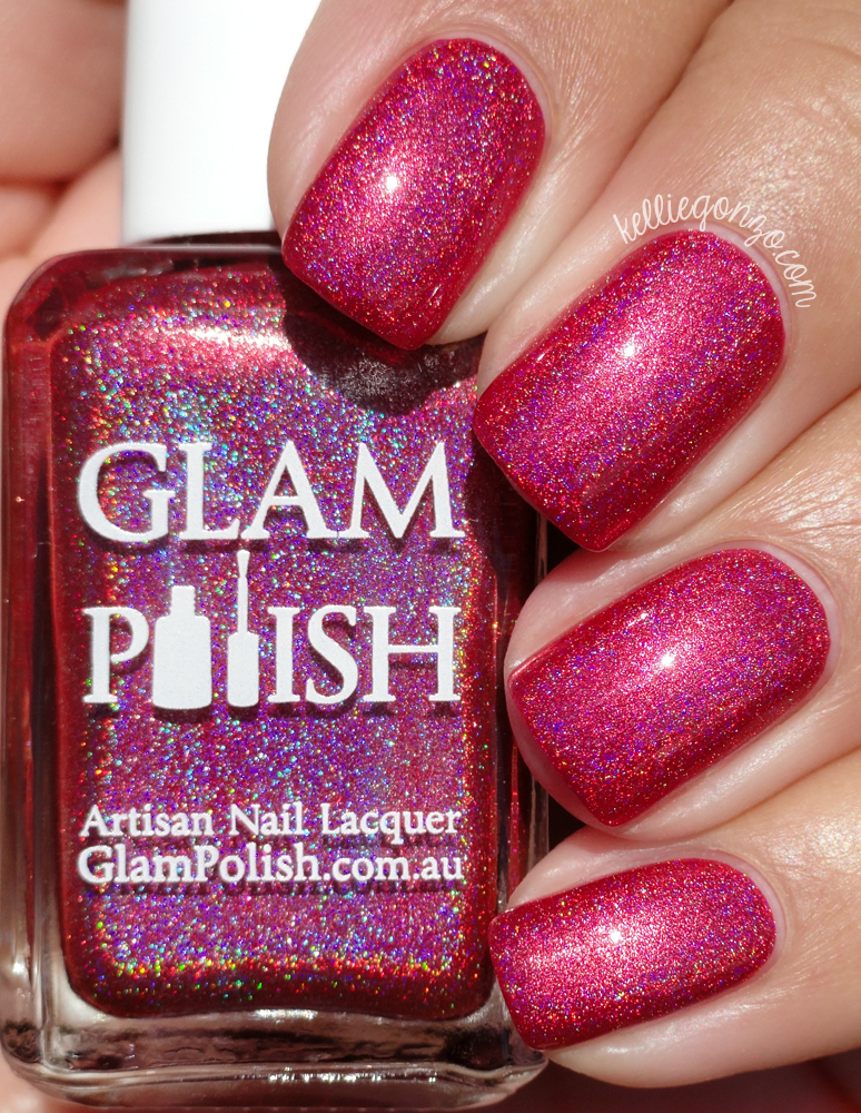 Glam Polish You Are Who You Eat