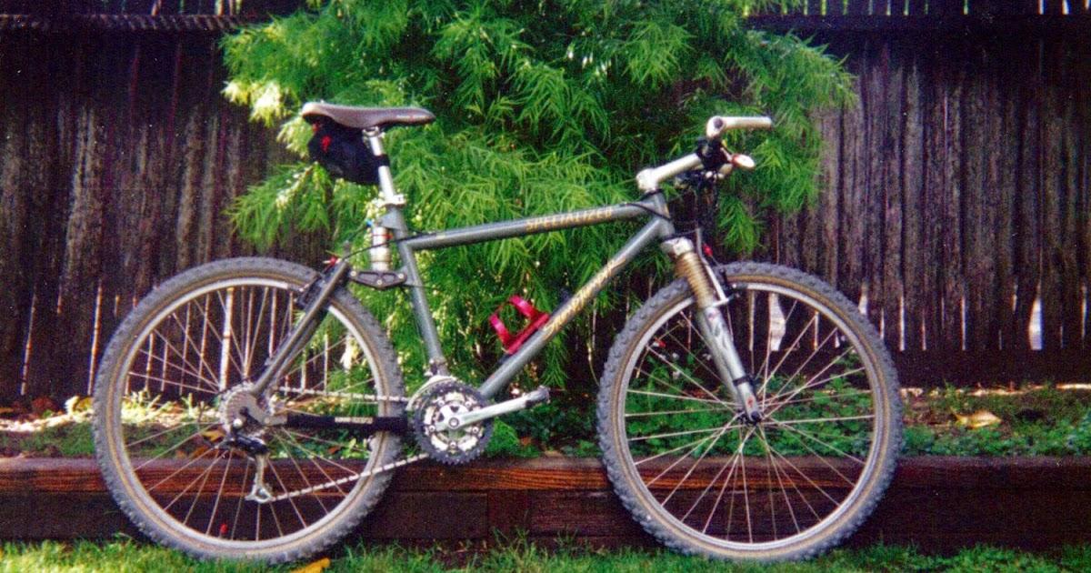 BikeStuff: Photos of the FSR from 1995