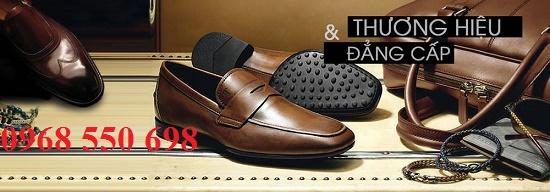 Giày tăng chiều cao nam - Giày hàng hiệu