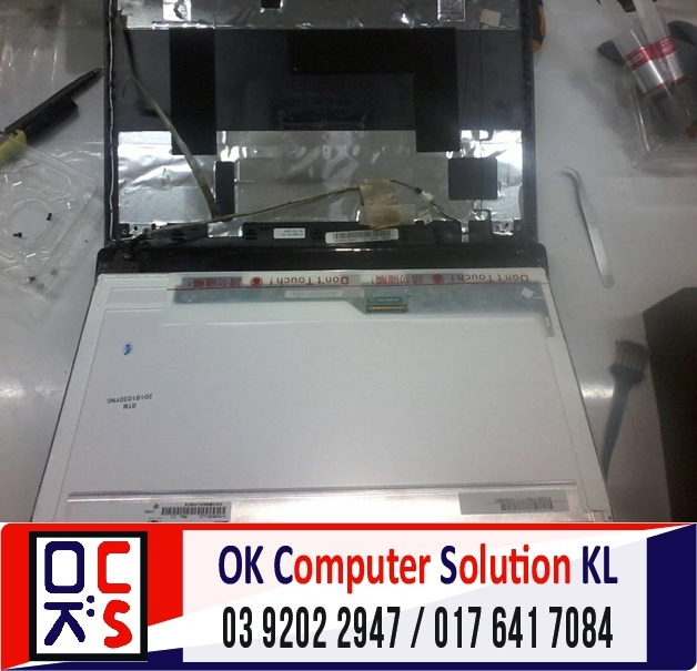 [SOLVED] SKRIN ACER ASPIRE 4750 CRACK | REPAIR LAPTOP CHERAS 5