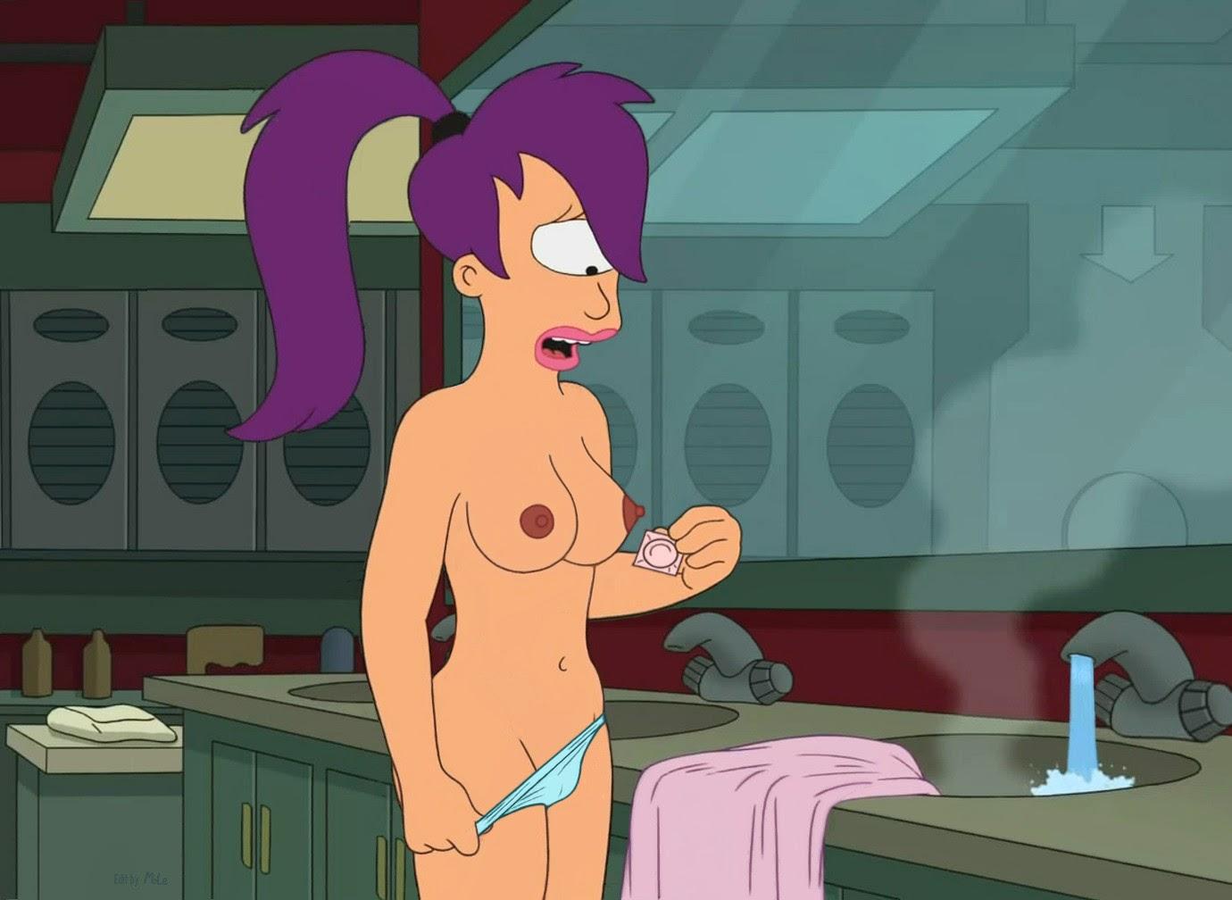 Порно мультик футурама смотреть