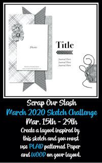 March Sketch Challenge