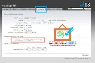 Solusi Masalah Port LAN UBNT/Ubiquiti Yang tidak terdeteksi
