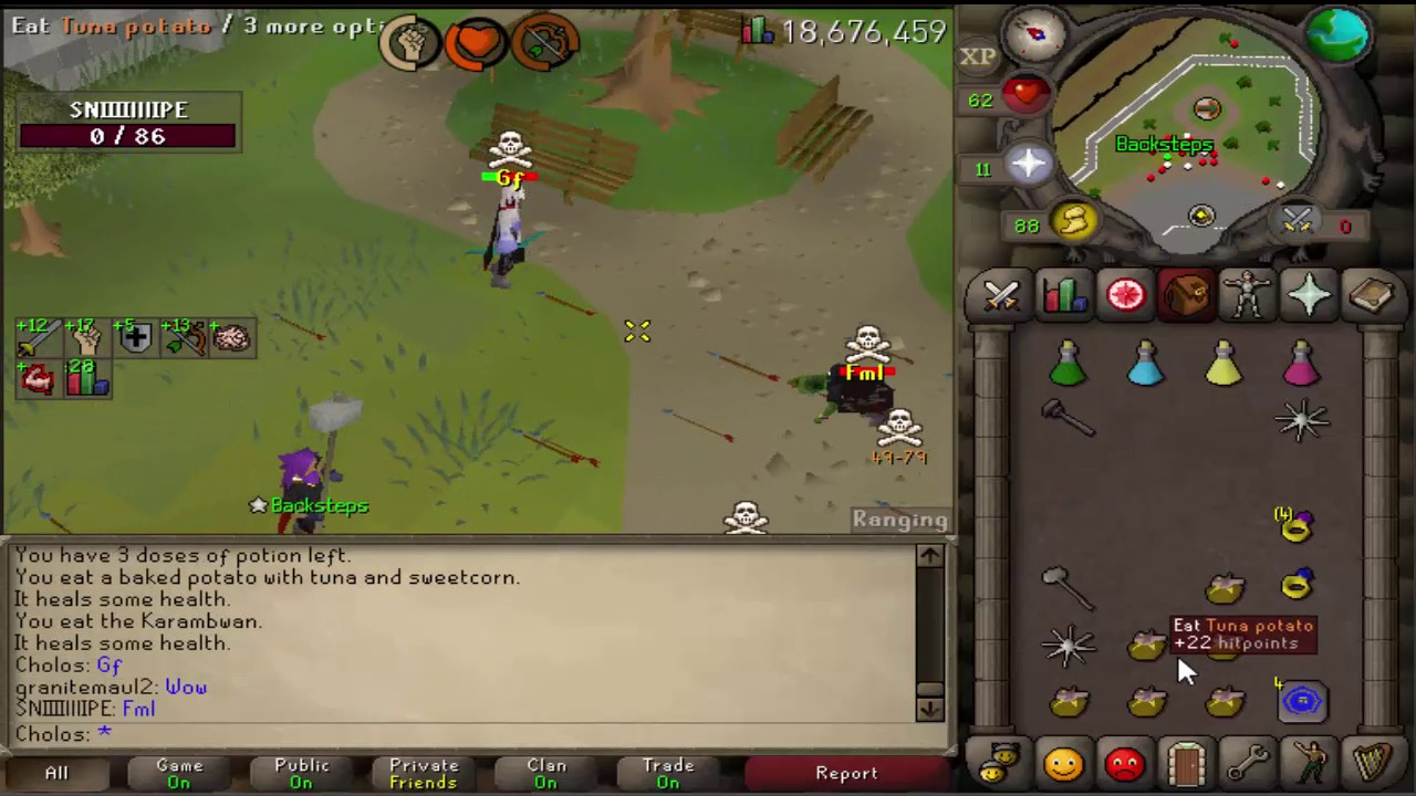 How To :): sweetcorn osrs