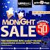 Galerygadget.com Lippo Mal Kemang Promo Midnight Sale Diskon Hingga 50%