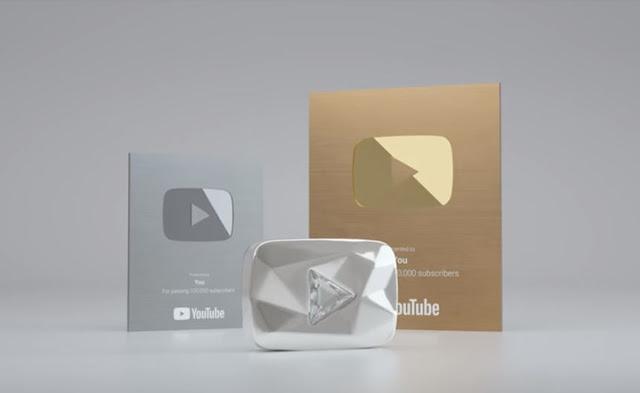 Syarat Untuk Mendapatkan Play Button YouTube