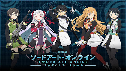 Filme – Sword Art Online Movie: Ordinal Scale