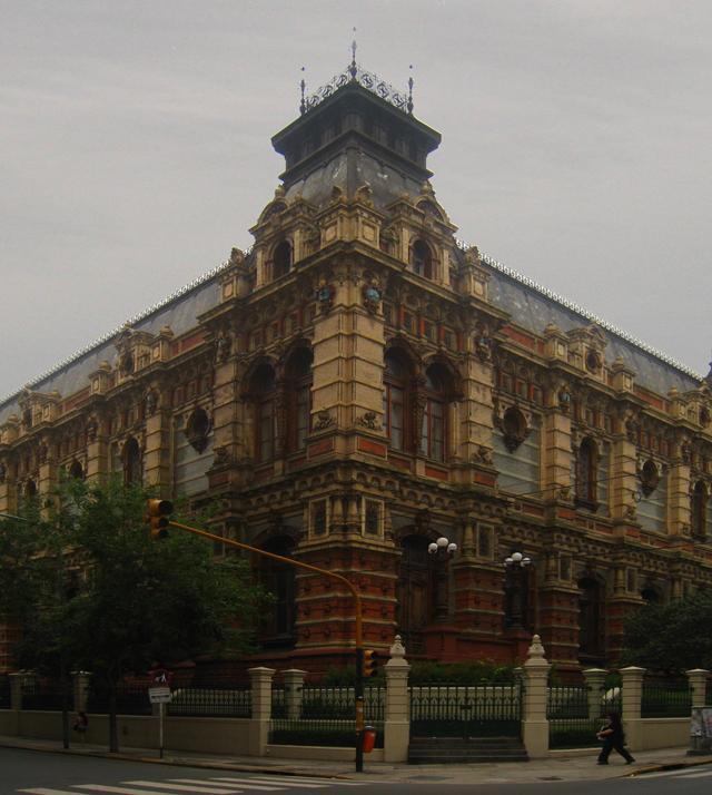 Edificio de Aguas Argentinas