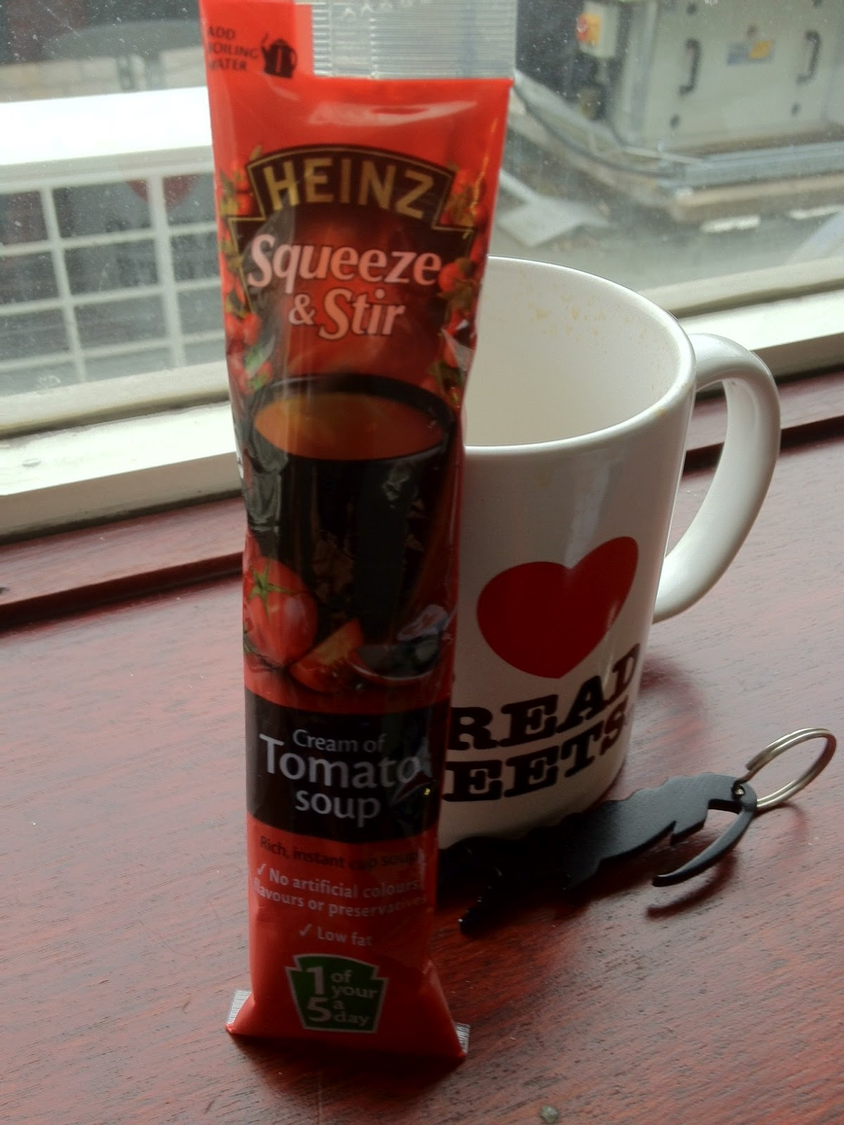 Foodstuff Finds Heinz Squeeze And Stir Cream Of Tomato Soup
