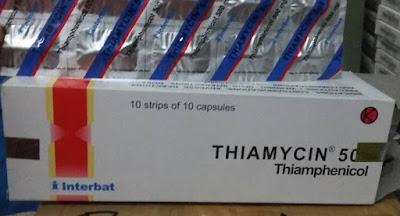 Harga Thiamycin Obat Infeksi Bakteri Terbaru 2017