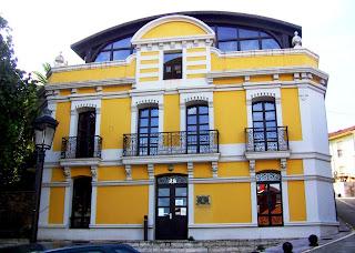 Casa de los Alau (principios del siglo XX)