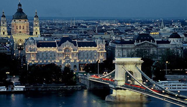Budapest, Hongaria