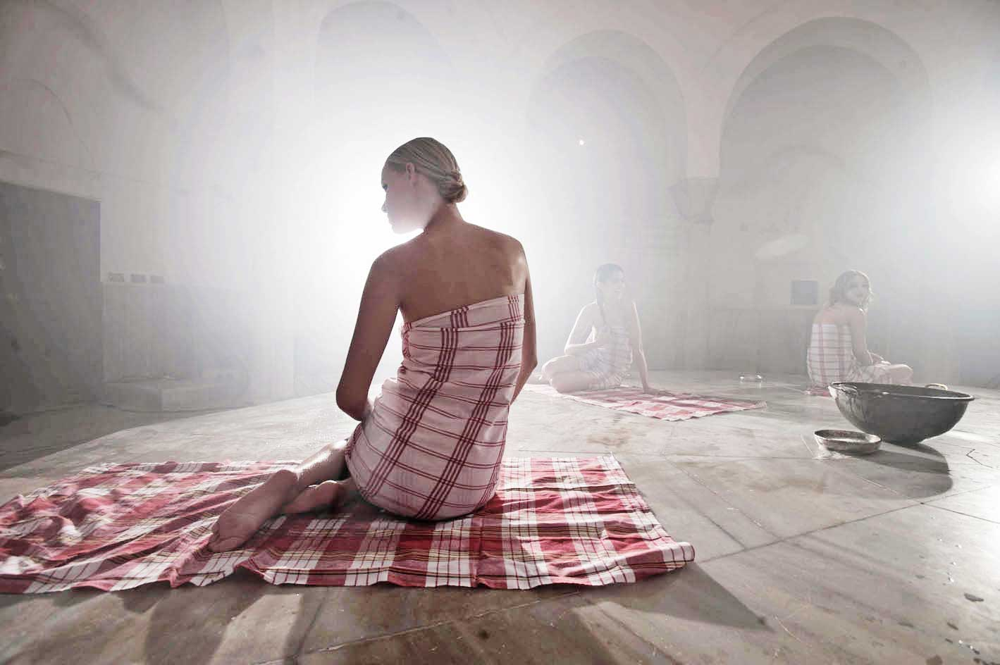 #HosGoGlobal to Istanbul - The Turkish bath Experience