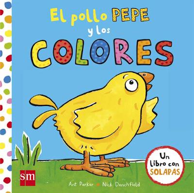 Pollo Pepe y los Colores
