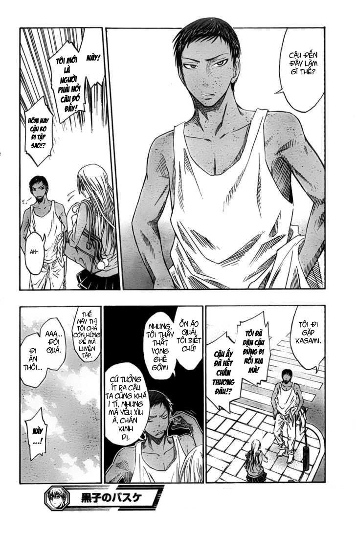 Kuroko No Basket chap 039 trang 21