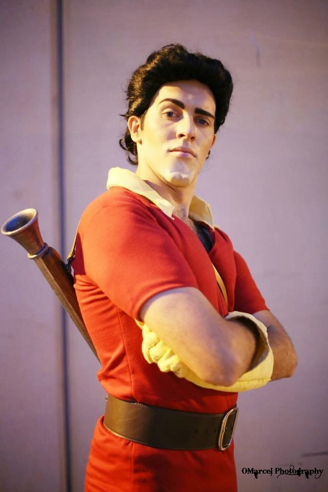 EMC Cosplay - Cartoon Ash