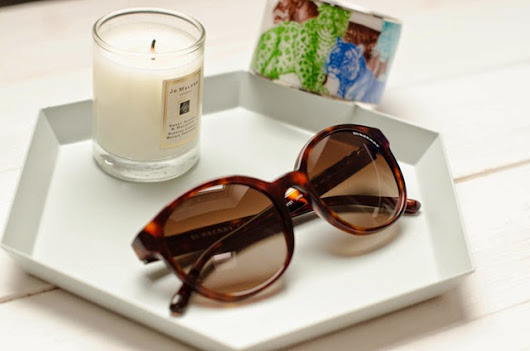 La Petite Olga: New In: Burberry Sunglasses and Birkenstocks
