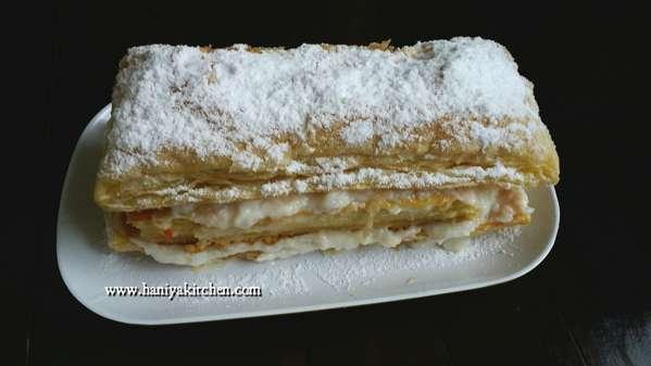 Resep Snow Cake KW
