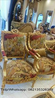 mebel jati jepara,furniture klasik mewah,jual mebel jati jepara,mebel cat duco klasik ukiran jati