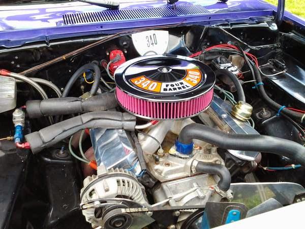 mopar race 340 engine craigslist autos post. Black Bedroom Furniture Sets. Home Design Ideas