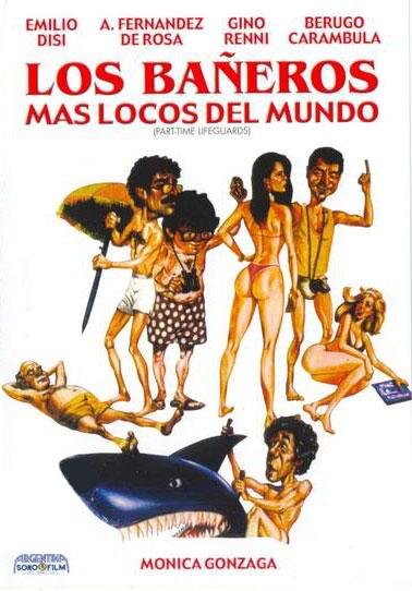 Los bañeros más locos del mundo (1987)