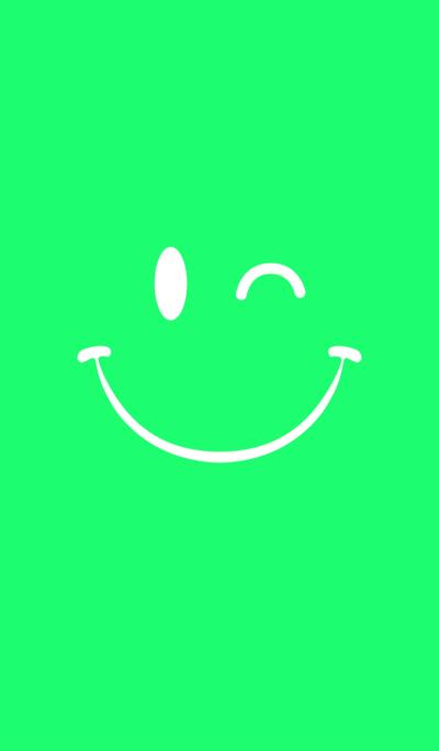 Smile !! Green