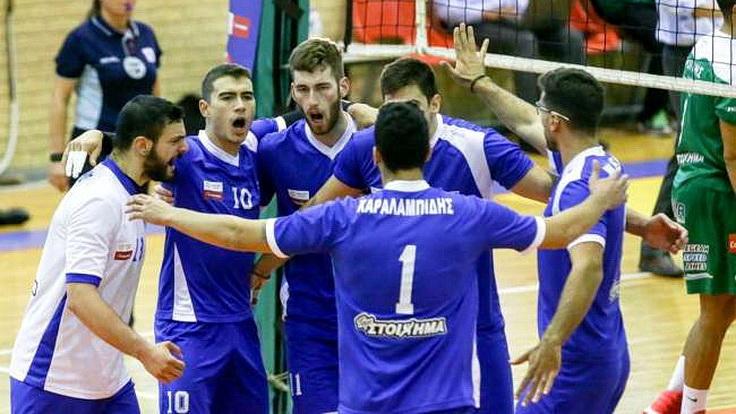 Εντυπωσιακός o Εθνικός Αλεξανδρούπολης 3-1 τον Παναθηναϊκό στην πρεμιέρα της Volley League
