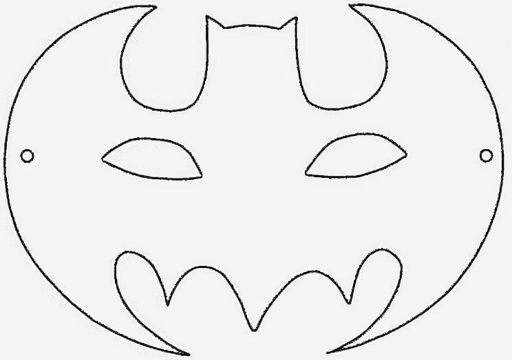 BAÚ DA WEB : Batman Para Colorir