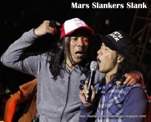 Mars Slankers Slank