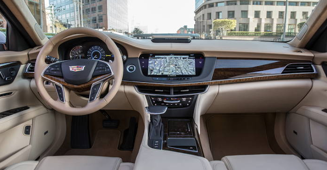 2016 Cadillac CT6 3.6 AWD Review