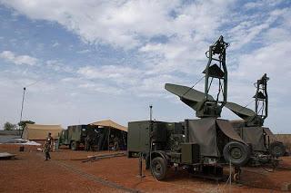 antenas satelite militar, Angola, España, Barcelona, Polonia