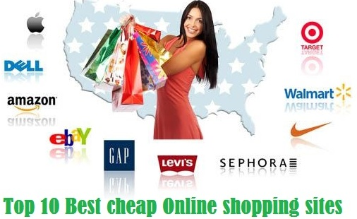 top 10 best cheap online shopping sites list in usa