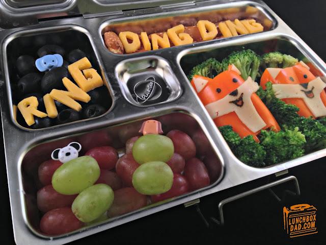 the fox kids lunch