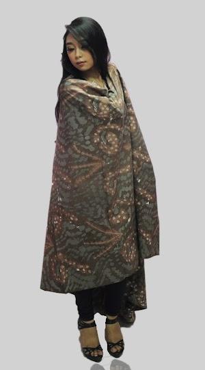 Batik Pitakonan (BATIK OF COCONUT OF FIBER BRUSH )