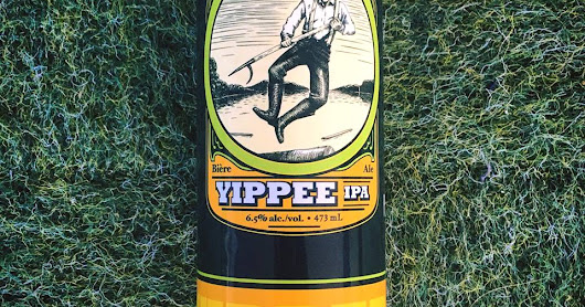 Picaroons' Yippee IPA Now in Cans