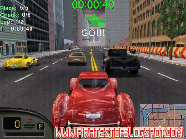 Midtown Madness  Cars Download Free