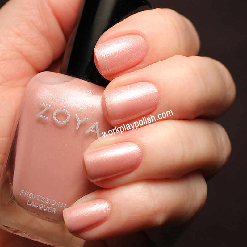 Zoya GeiGei (work / play / polish)