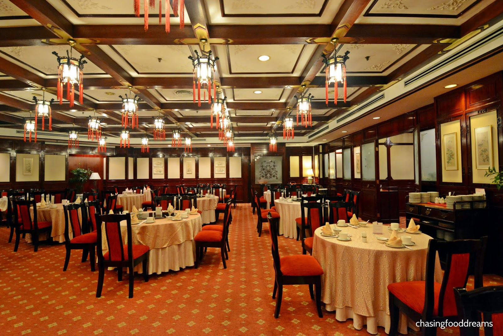 CHASING FOOD DREAMS Ming Palace Chinese Restaurant