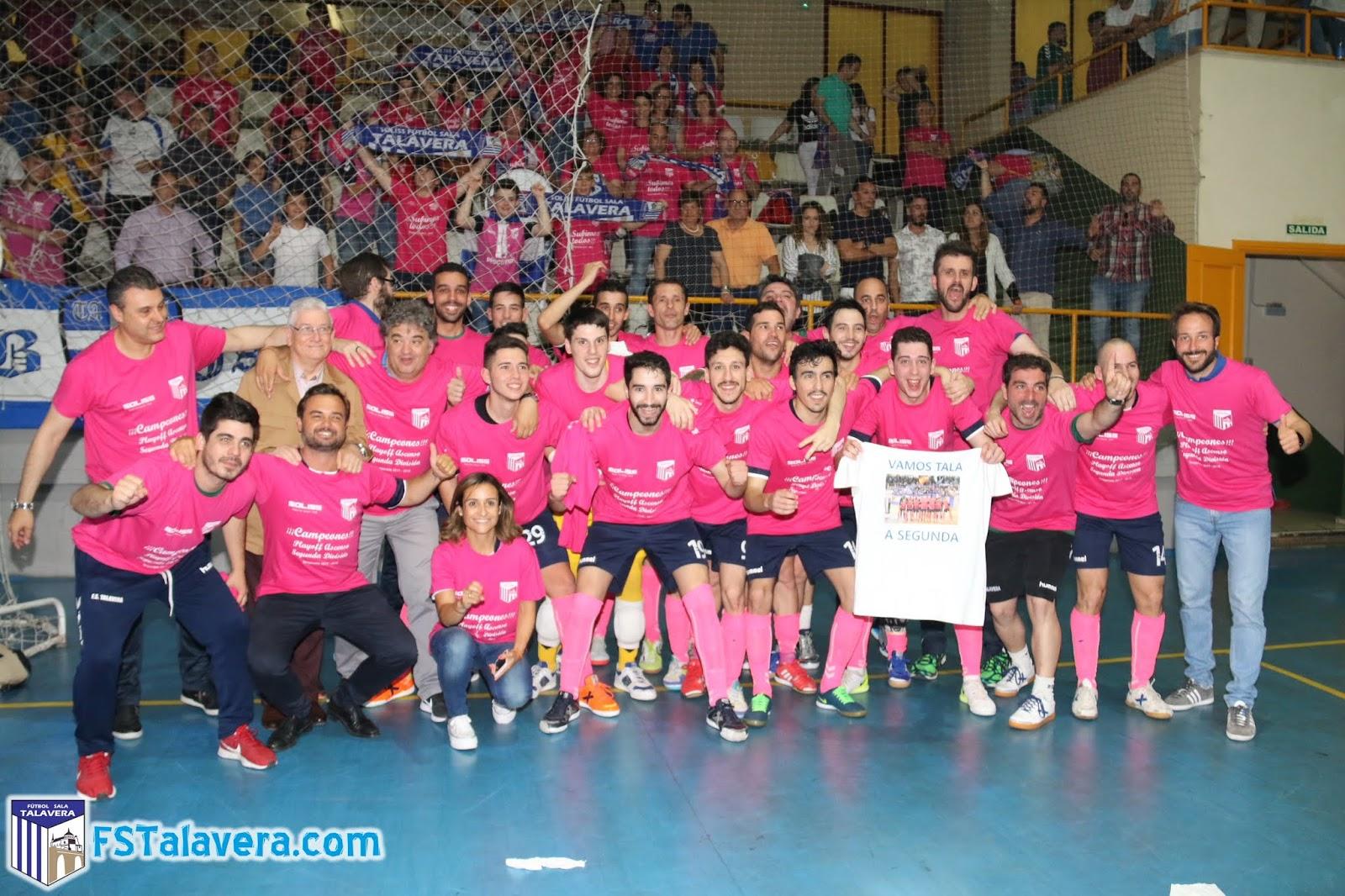 El Soliss Fútbol Sala Talavera es de Segunda División - Got Magazine ...