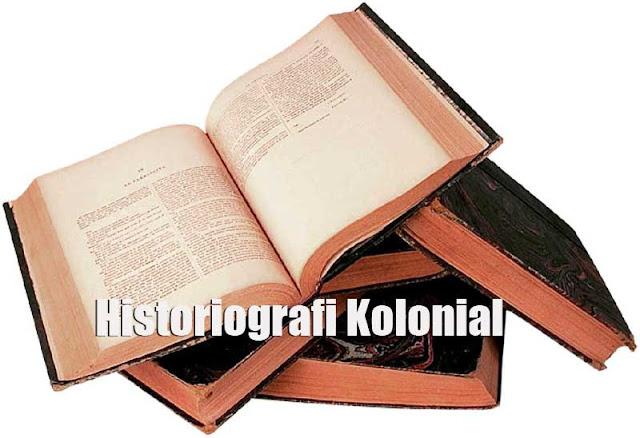 Gambar ilustrasi Historiografi Kolonial Indonesia