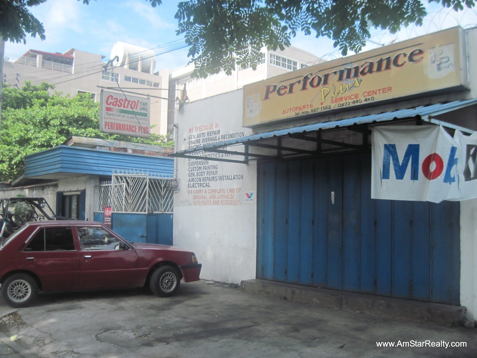auto parts business plan philippines makati