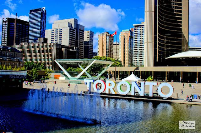 Toronto Market Square