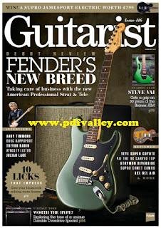 Guitarist Magazine February 2017