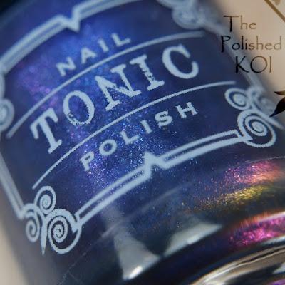 Tonic Polish Silent Storm