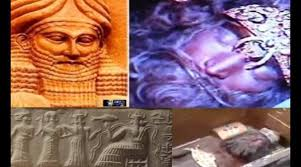 Imagenes de la tumba del Rey Anunnaki
