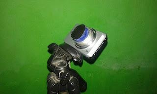 Membuat Filter Gerhana Untuk Kamer Digital Sendiri