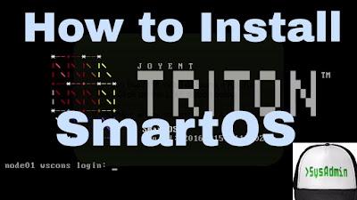 Triton SmartOS