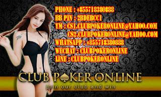 Agen Judi Live Poker Online Gratis Freechip Tanpa Deposit