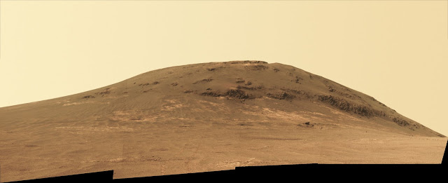 Mars rover Opportunity begins study of valley's origin